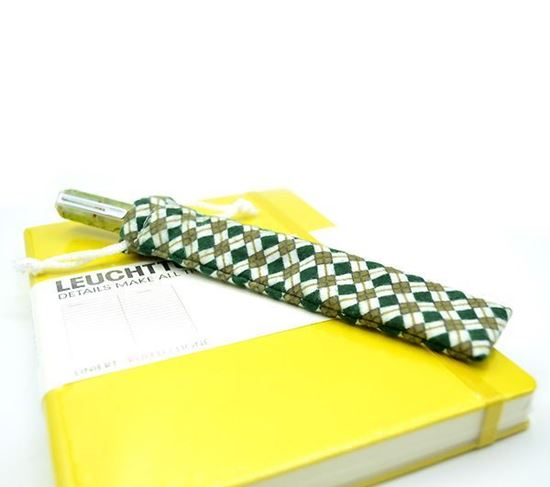 Picture of Checked Design Pen Pouch