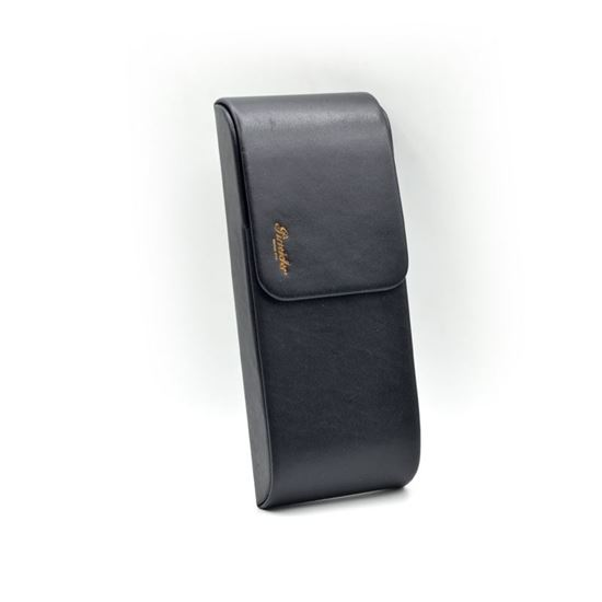 Picture of Pineider Leather 3 Pen Case