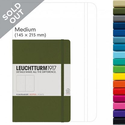 Picture of Leuchtturm 1917 A5 Notebook Dotted