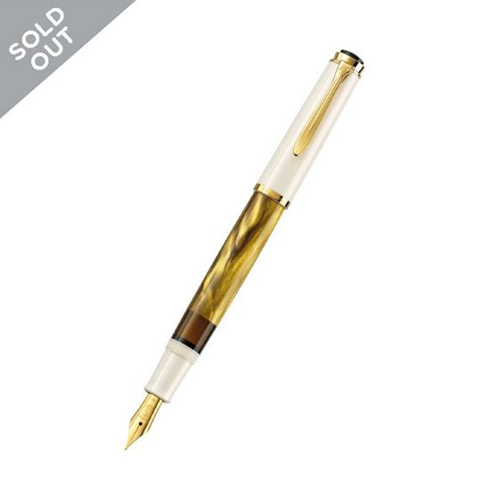 Picture of Pelikan M200 Gold Marbled